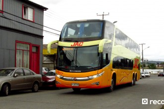 Buses JAC