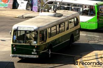 Trolebuses de Valparaíso