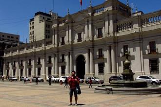 Universitario en Santiago