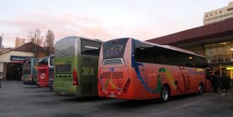 Terminal de Buses Valparaíso
