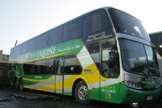 Buses Liquiñe