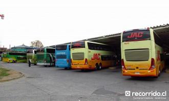 Terminal de Buses Valdivia