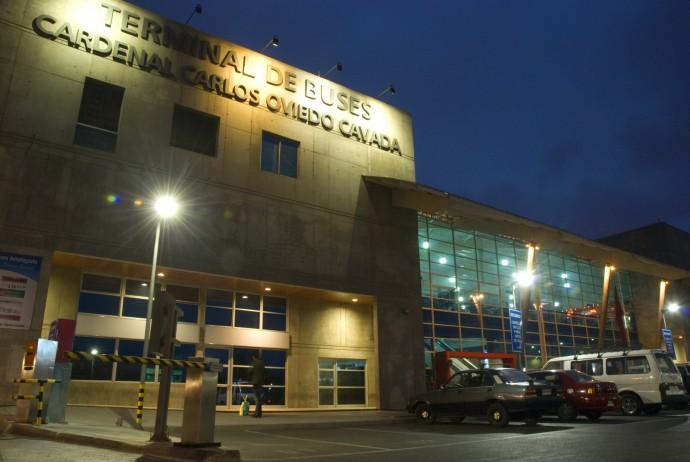 Terminal de Buses Antofagasta