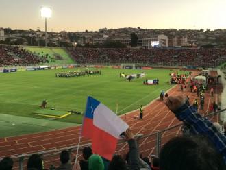 Estadio Elías Figueroa Brander Valparaíso