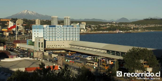 Terminal de Buses Puerto Montt