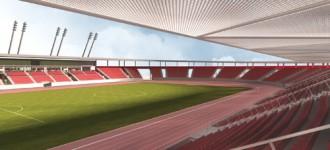 Estadio La Portada, La Serena