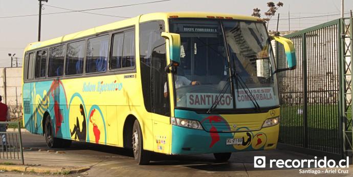 Buses Combarbalá