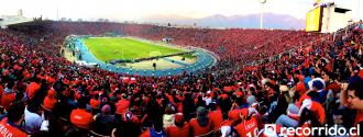 Estadio Nacional Julio Martínez Pradanos, Santiago