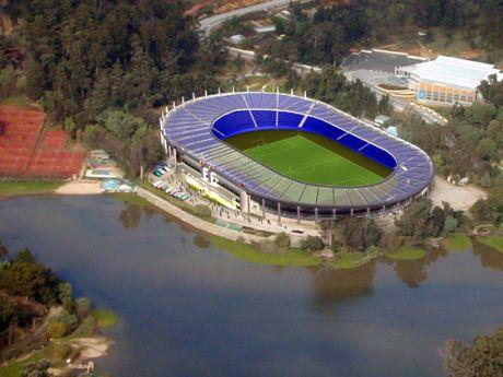 Estadio Sausalito Viña del Mar