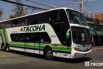 Pullman Bus Tacoha