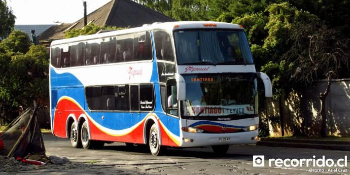 Buses Tepual