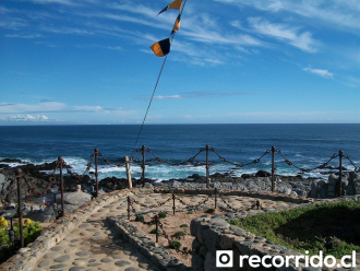 Las Casas de Pablo Neruda - La Tumba en Isla Negra