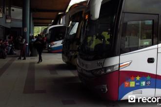Terminal de Buses Collao Concepción