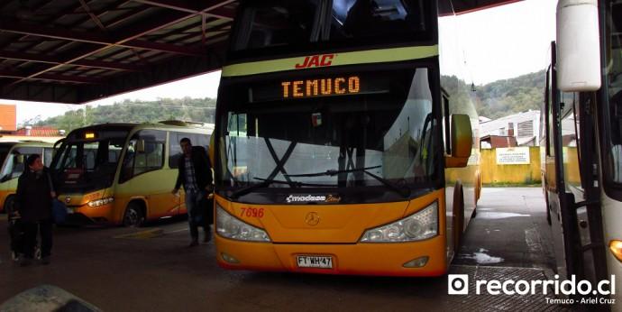 Terminal de Buses JAC Temuco