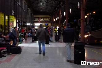 Terminal de Buses Temuco