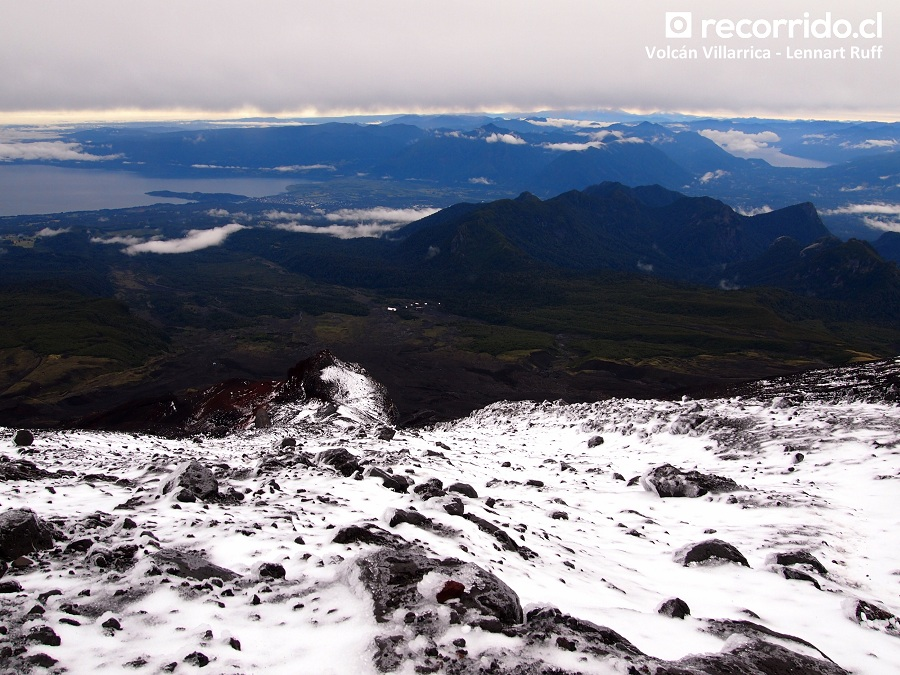 Ascensión Volcán Villarrica