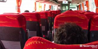 Viaje en bus