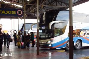 los ángeles - terminal - eme bus - buses tjm