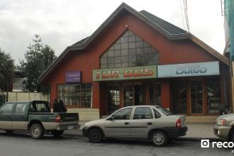 tur bus - villarrica - terminal