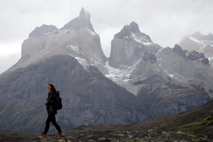 W Torres del Paine