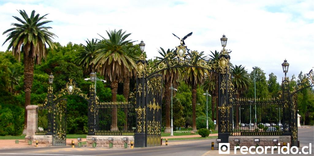 Parque San Martin, Mendoza