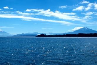 Puerto Varas, Volcánes Osorno y Calbuco