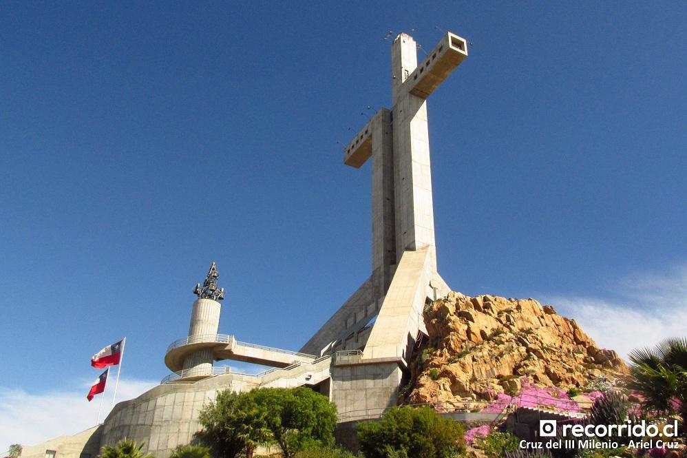 cruz del milenio - coquimbo