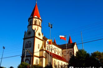 Puerto Varas, Iglesia del Sagrado Corazón de Jesús