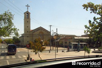talca - iglesia - ggpg34 - plaza arturo prat