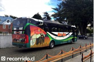 bus sur - roma 350 - punta arenas - carla - gyjh86