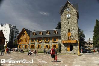 Centro Cívico San Carlos de Bariloche, Patagonia Argentina