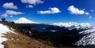 Panorama Parque Conguillío
