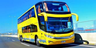 Bus interurbano desde Las Condes